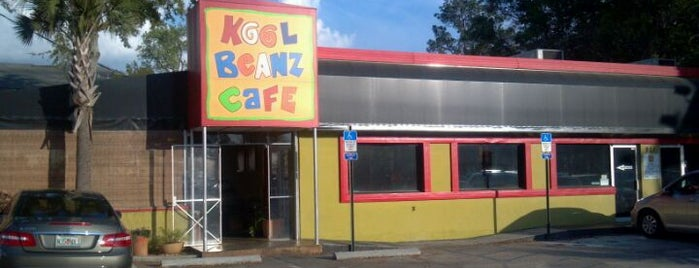 Kool Beanz Cafe is one of Tally spots.