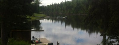 Northwoods Fishing Lodge is one of Patrick's Liked Places.