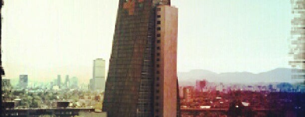 Torre Banobras is one of MEXICO CITY.