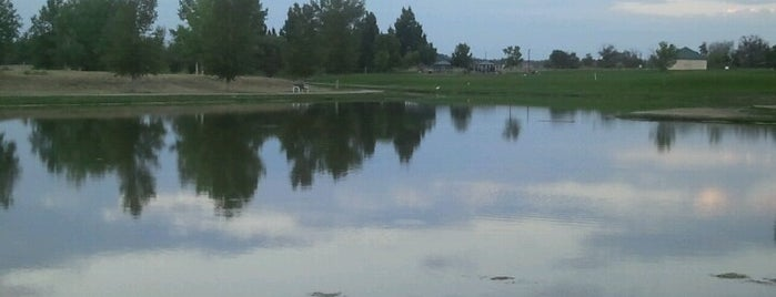 Fountain Creek Regional Park is one of COS.