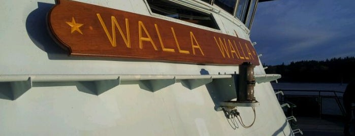 M/V Walla Walla is one of Lieux qui ont plu à Ishka.