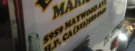 El Sabroso Mariscos Truck is one of Santa Monica And LA.