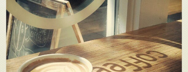 Yola is one of Independent Coffee in Washington, DC.