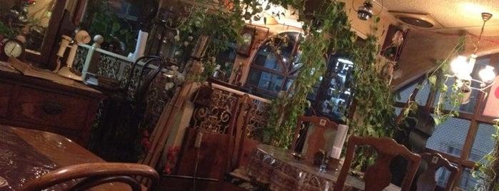 あちゃ is one of 多摩地区お気に入りカフェ&レストラン.