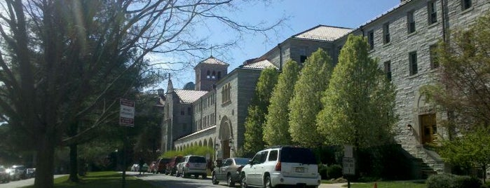 Chestnut Hill College is one of Philadelphia, PA.