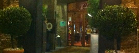 Restaurante Tendido1 is one of Granada.