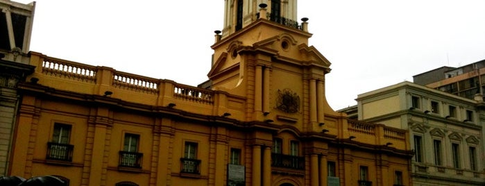 Museo Histórico Nacional is one of [S]antiago.
