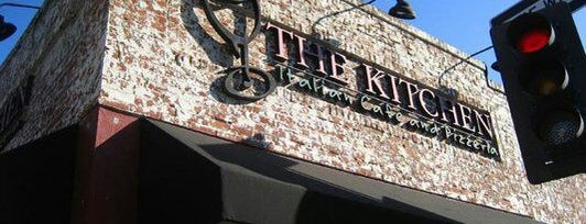 The Kitchen Italian Cafe and Pizzeria is one of Julioさんの保存済みスポット.