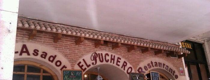 Bar - Asador El Puchero is one of สถานที่ที่ Miguel ถูกใจ.