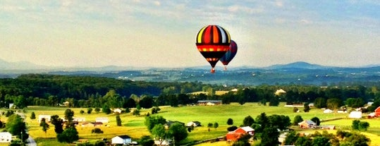 Valley Ballooning is one of Virginia Jaunts.