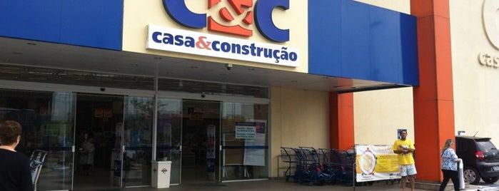 C&C Casa e Construção is one of Alencar : понравившиеся места.