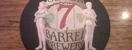 Seven Barrel Brewery is one of Best Breweries in the World.