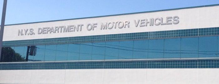 New York State DMV is one of JoAnna : понравившиеся места.