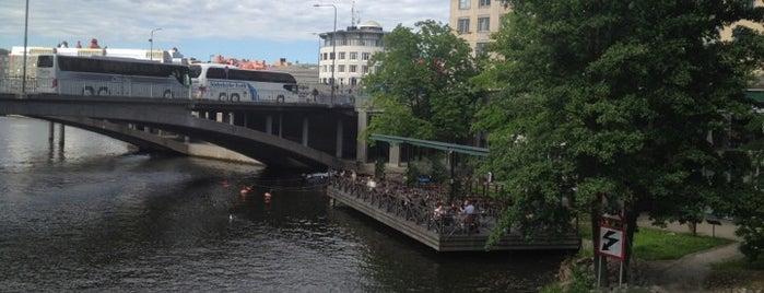 Restaurang Blekholmen is one of STHLM Food.