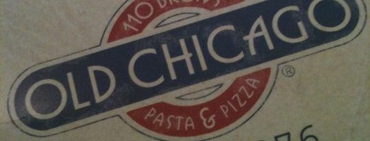 Old Chicago is one of Orte, die Rick gefallen.