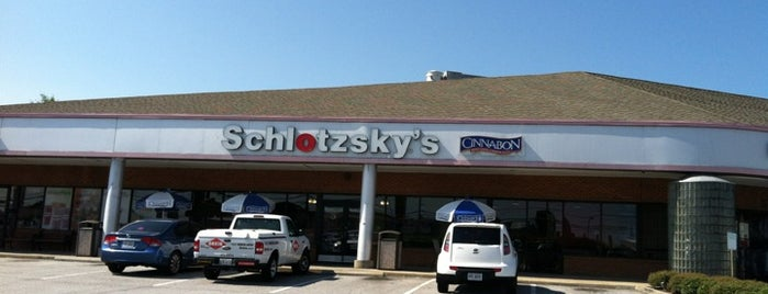 Schlotzsky's is one of Locais curtidos por Cross.
