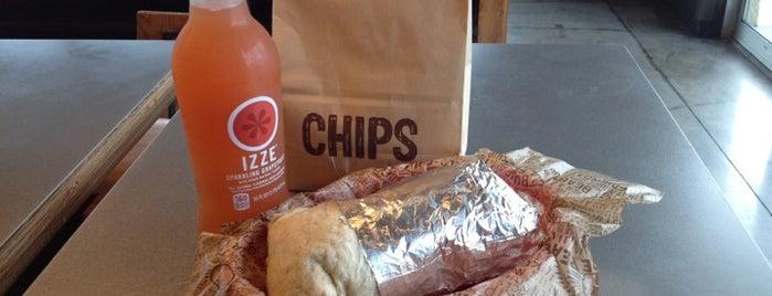Chipotle Mexican Grill is one of Posti che sono piaciuti a Robert.