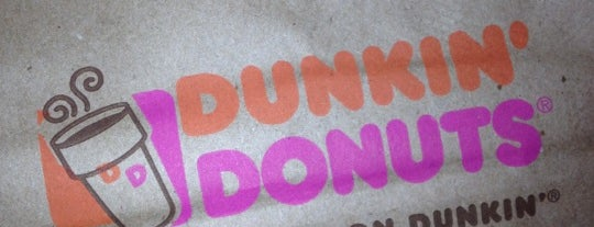 Dunkin' is one of Lugares favoritos de Jason.