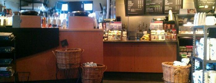 Starbucks is one of Lieux qui ont plu à Scott.