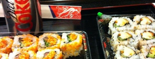 Obento is one of Sushi in London.