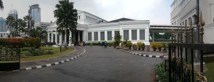 Museum Nasional Indonesia is one of JAKARTA.