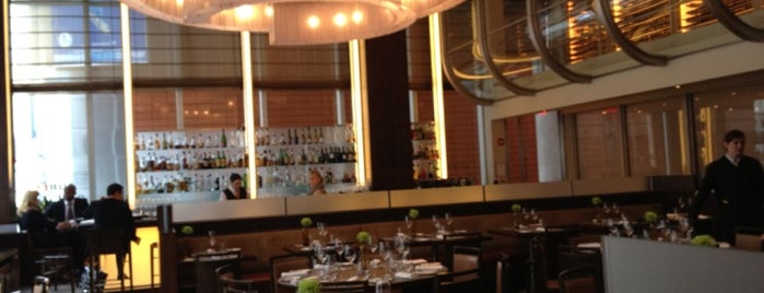 Aureole is one of TODO New York City.