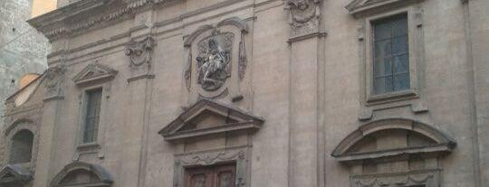 Piazza Santa Trinità is one of 101 posti da vedere a Firenze prima di morire.