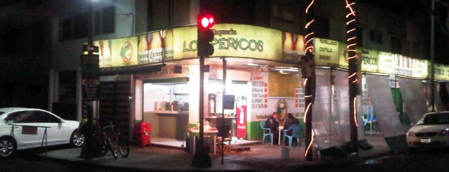 Los Pericos is one of Taquerias para la dieta..