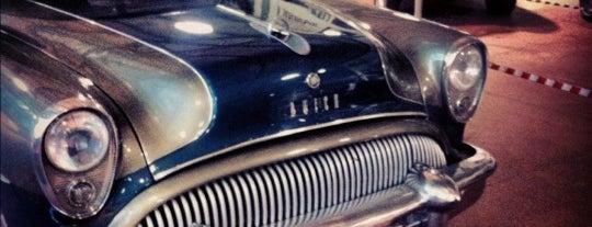 Музей ретро автомобилей is one of Lieux qui ont plu à Удалилась.
