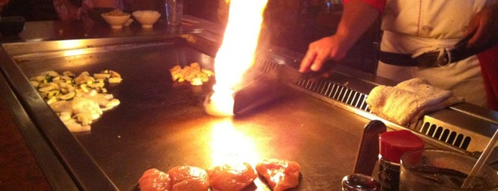 Fujiyama is one of Places to eat.