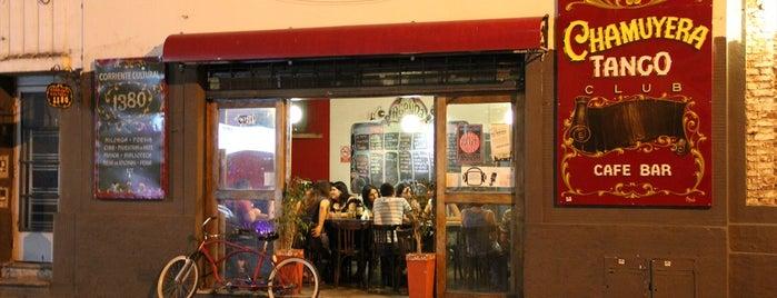 Chamuyera TangoClub is one of Break, coffee break Rosario.
