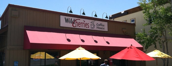 Wild Cherries Coffee House is one of Orte, die Anthony gefallen.