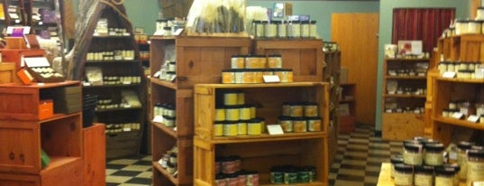 Penzeys Spices is one of let's go shopping!.