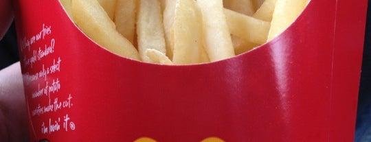 McDonald's is one of Scott : понравившиеся места.