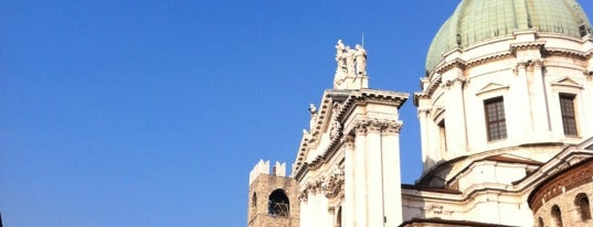 Piazza Paolo VI is one of Brescia: discover the Lioness of Italy #4sqcities.