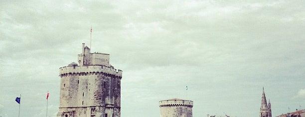 Vieux-Port de la Rochelle is one of Jas' favorite urban sites.
