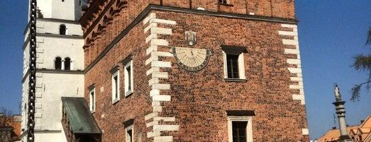Rynek / Starówka w Sandomierzu is one of Locais curtidos por Andżelika.