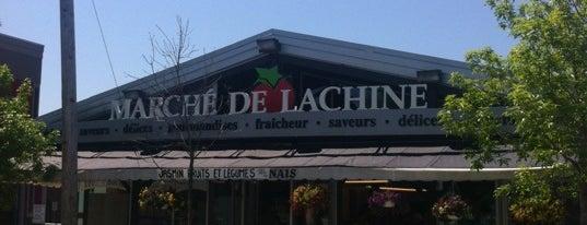 Marché de Lachine is one of Marchés publics montréalais.