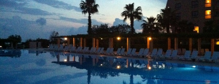 Riu Kaya Belek Hotel is one of Oteller.