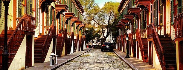 Sylvan Terrace is one of NY'ın En İyileri 🗽.