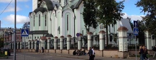 Сокольническая площадь is one of Овализация.