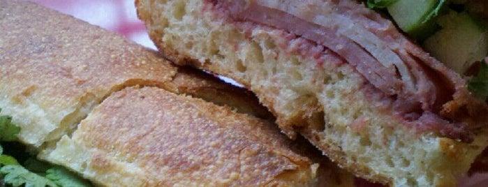 Xe Máy Sandwich Shop is one of jenandalex82much.