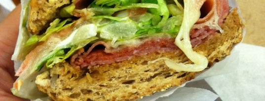 Potbelly Sandwich Shop is one of cheap eats - NY airbnb.