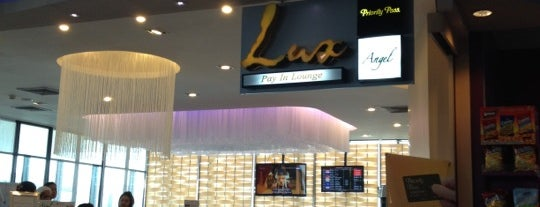Pay İn Lounge is one of visited int..