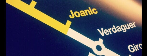 METRO Joanic is one of Went before.