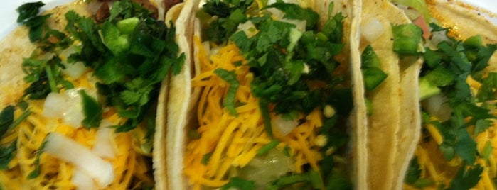 Taco Borracho is one of DFW -More Great Food.