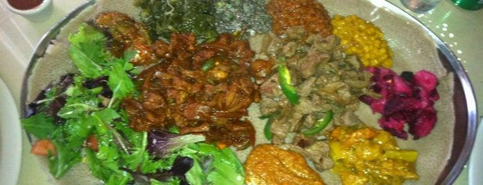 ENAT Fine Ethiopan Cuisine is one of Best of Alexandria, VA..