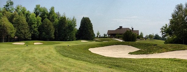 Redcrest Golf Club is one of Golf and Dine.