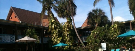 Wakulla Suites is one of Hotels I've stayed in Cocoa Beach.