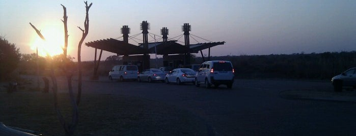 Kruger National Park - Phabeni Gate is one of Toby's Liked Places.